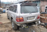 Toyota Land Cruiser 100: