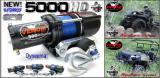 Лебедка Venom 5000 12в для ATV