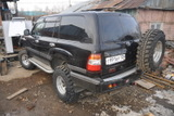 Toyota Land Cruiser 105: