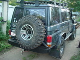 Toyota Land Cruiser Prado 78: